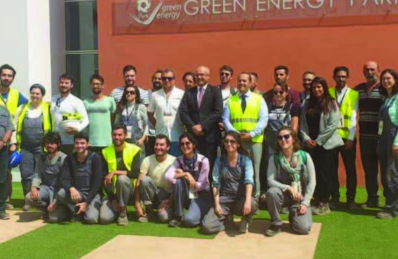 Turkey Returns Home from Solar Decathlon with Three Awards