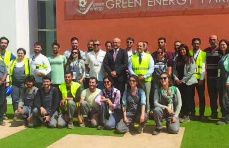 Turkey Returns Home from Solar Decathlon with Three Awards