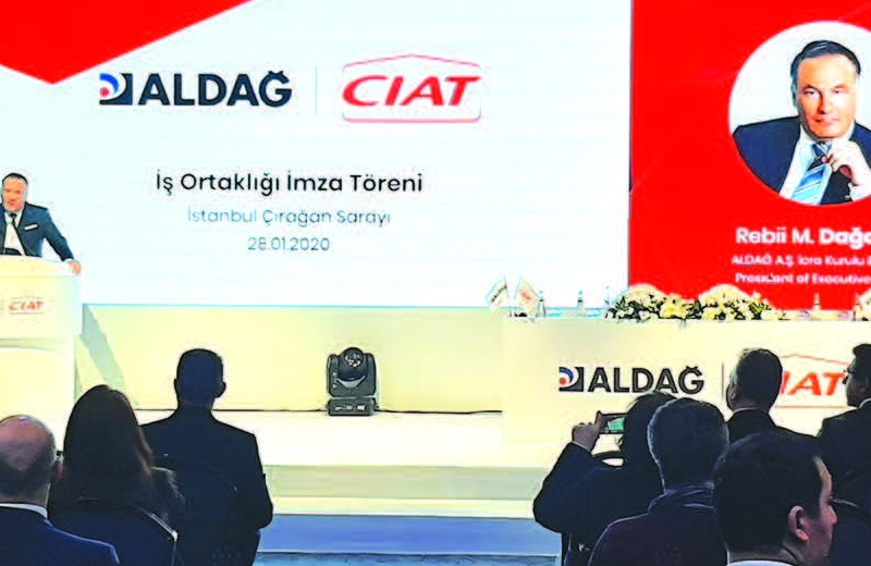 CIAT will Continue Its Activities in Turkey Under Its Roof of ALDAĞ Inc.