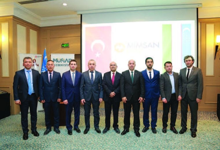 Central Asian Cities to Be Warmed with Mimsan Group Technology