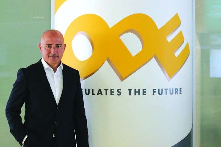 ODE is among the Top Three Companies in Installation Insulation in Europe