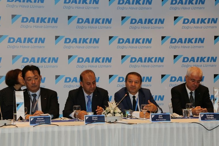 Daikin Turkey Raised Its Capital to 1 Billion 100 Million TL by Increasing It 950 Million TL