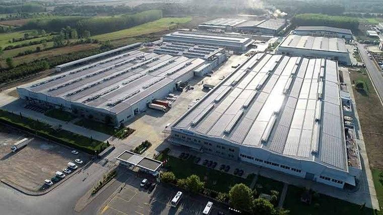Daikin Turkey factory generates its own energy