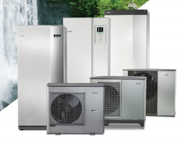 Nibe Heat Pumps now in Turkey under the Assurance of Üntes