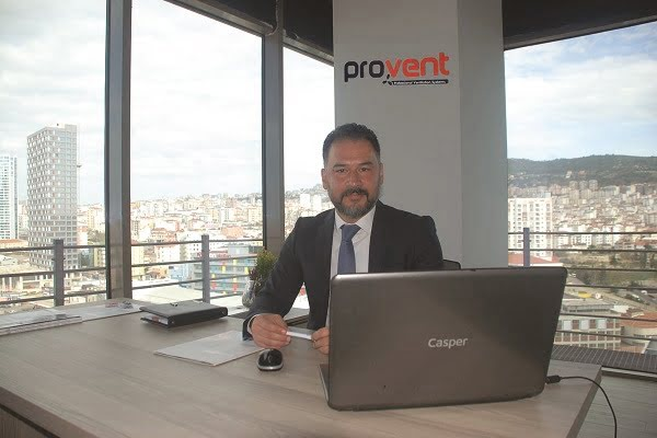 Provent is on its way to becoming a world brand