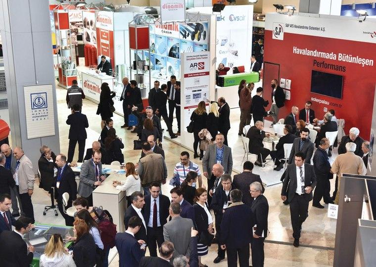 Teskon + Sodex Fair and TESKON Congress in April 2019