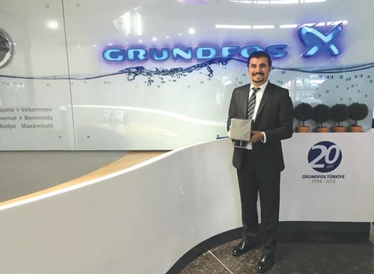 Grand Award to Grundfos Turkey's Training Initiative